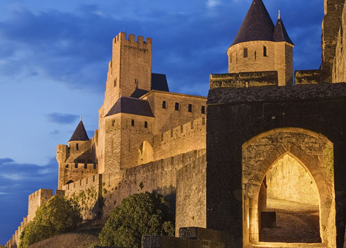 Carcassonne, Languedoc: Cathar Capital