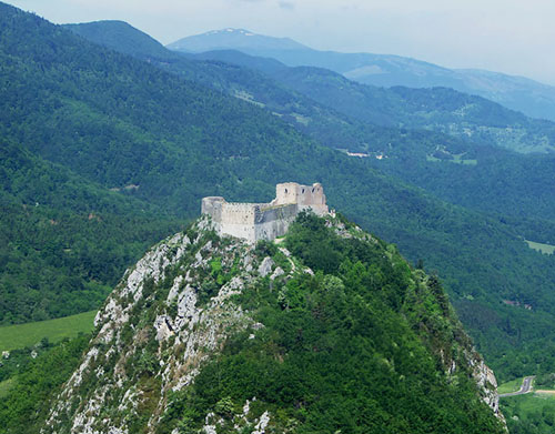 The Iconic Castle of Montsegur